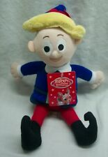 "Rudolph Misfit Toys HERMIE HERMEY THE MISFIT ELF 11"" Plush STUFFED Toy NEW"