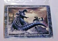 RARE TOHO GODZILLA ART WORKS CASE TOPPER PREMIUM CARD SET YUJI KAIDA MOGERA YOG