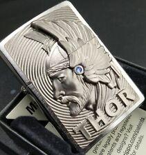 Zippo Lighter, Thor Limited Edition xxxx/1000 (serie: dioses nórdicos)