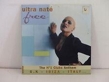 CD SINGLE ULTRA NATE Free FTR 3974 1