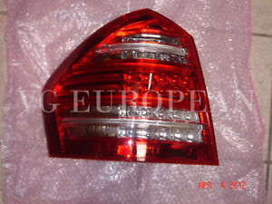 Mercedes-Benz GL-Class Genuine Tail Light,Rear Lamp GL550 GL450 GL350 LED NEW