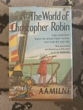 The World Of Christopher Robin, A.A.Milne - Illustrations E.H.Shepard