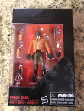 New Star Wars Black Series Ponda Baba figure exclusive 3.75""