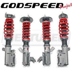 For Lexus ES350 XV60 2013-18 Godspeed MonoRS Damper Coilovers Kit Strut Shock