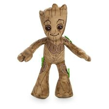 Disney store peluche Groot BNWT Mini factices 22 cm Guardians of the Galaxy