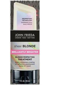 John Freida - Sheer Blonde Treatment For Hair 118ml