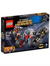 Lego Super Heroes Batman Gotham City Cycle Chase 76053