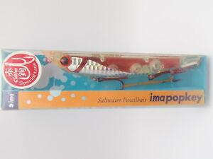 1pc Ima Japan Pop Key Fishing Lure Floating 12g 120mm Saltwater Pencil #IP004-12