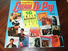 Schallplatte LP - Cream Of Pop - 16 internationale Single Hits (Polyphon)