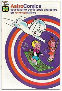 Astro Comics (Harvey, 1979) – Scarce Airline Promo Comic – Casper – Wendy - VF+
