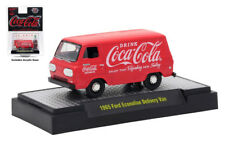 M2 Ford Econoline Delivery Van 1965 Coca Cola 52500-RW01 1/64 LTD 4800 PCS
