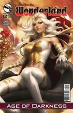Zenescope Grimm Fairy Tales Wonderland #25 Cover A Artgerm GFT Worldwide AOD