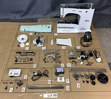 ORIGINAL ELNA STAR CL 41 AUTOMATIC SEWING MACHINE REPLACEMENT REPAIR PARTS LOTS