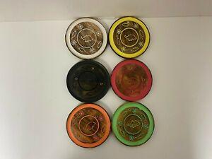New Round Wooden Incense Josh Stick Cone Plate Holder Ash Catcher Home UK