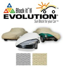 Covercraft Custom Car Covers - Block-it Evolution - Indoor/Outdoor - Gray or Tan