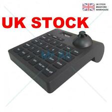 Mini PTZ Controller keyboard 2D Pan/Tilt for CCTV High Speed Dome Camera RS485