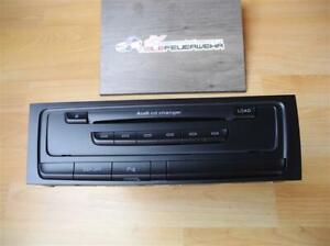 Original Audi A4 8K A5 Coupé Chargeur De CD Changer 6 Fois 8T1035110C 8T1057110C