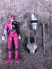Power Rangers SPD Pink Light Patrol Ranger