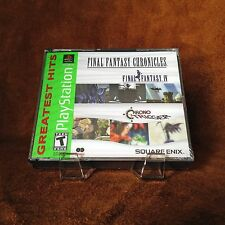 Final Fantasy Chronicles (4&Chrono Trigger) PS1;Brand New Sealed [PlayStation 1]