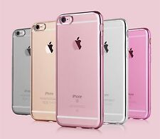 Iphone 7 or Plus 5.5 TPU Clear Transparent Slim Protect Protector Cover Case