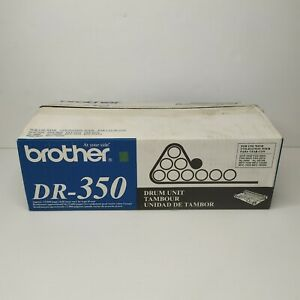 Genuine Brother DR-350 Drum Unit New in Box