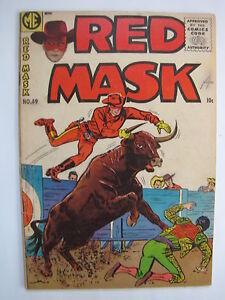 Red Mask #49 (May-Jun 1955, Magazine Ent) [VG+ 4.5]