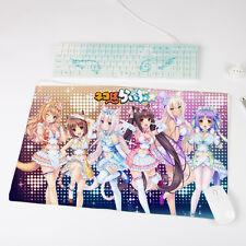 Chocola&Vanilla Neko Para Oversize Mouse Pad Play Mat GAME mat Mousepad 40x60cm