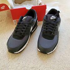 Nike Air Max 90 Men's - Iron Grey/Dark Smoke Grey/Black/White Size 9