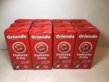 Tomate Frito Orlando 350g x 12 packs - Tomato sauce - vegetarian-gluten Free