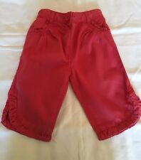 Monsoon Baby Girl Trousers - Size 6-12 Months