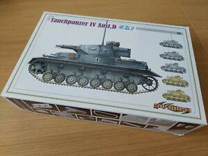 Cyber Hobby 6327 - Panzer Tauchpanzer IV Ausf. D - 5 in 1 - OVP NEU ungebaut