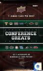 2014 Upper Deck SEC Conference Greats Football Hobby Box