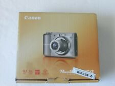 CANON POWER SHOT A1100 IS, USED, FACTORY BOX, CONTENTS, 8.15 SHIPPING