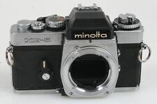 MINOLTA XE-5 FOR PARTS