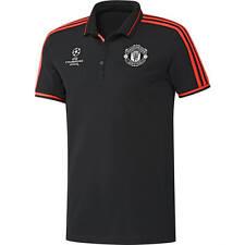 Adidas Manchester United 2015/16 UEFA Champions League T Shirt Mens Small A341-7