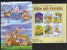 Antigua 2149-54 Disney's Winnie the Pooh Mint NH