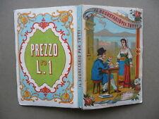 Il Segretario Per Tutti Ovvero Modo Di Scrivere Lettere Feste Bietti Milano 1881