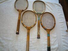 Antique Tennis Rackets