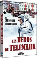 Les Heros de Telemark LCJ Editions DVD 31/08/2017