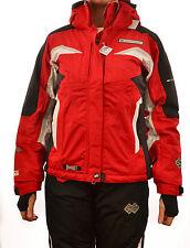 DARE 2B LADIES SKI CLUB SNOWBOARD JACKET COAT RED WATERPROOF DWA857 ISOTEX 5000
