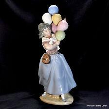 """LLADRO - """"Balloon Seller"""" - #5141,"""
