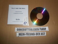 CD Pop Tilly And The Wall - Bad Education (2 Song) Promo MOSHI MOSHI REC
