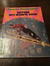 SAPPORO 1972 OLYMPIC SCENE - SPORTS ILLUSTRATED- NOVEMBER 15, 1971
