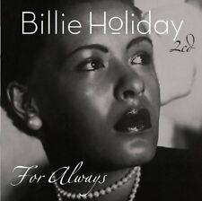 BILLIE HOLIDAY - FOR ALWAYS  2 CD NEUF