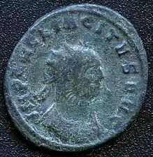 """Ancient Roman Coin  """" Tacitus """" 275 - 276 A.D. REF# S3210 22 mm Diameter"""