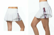 SALE!!  Nwt NEW Lucky In Love Tennis Skirt Skort S Small WHITE