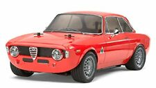 Tamiya ALFA ROMEO Giulia Sprint M06 1/10 RC on Road Kit T58486