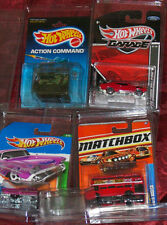 Matchbox or Hot Wheels 47 plastic PROTECTORS stackable clam shells