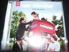 One Direction Take Me Home (Australia) CD – Like New