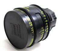 Arri LDS Ultra Prime 40mm T1.9 Zeiss PL mount cinema lens PL-LDS for super 35mm